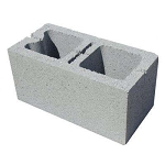 8'' Concrete Building Block